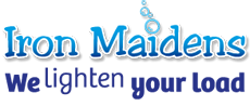 Iron Maidens - Commercial and Domestic Laundry Services