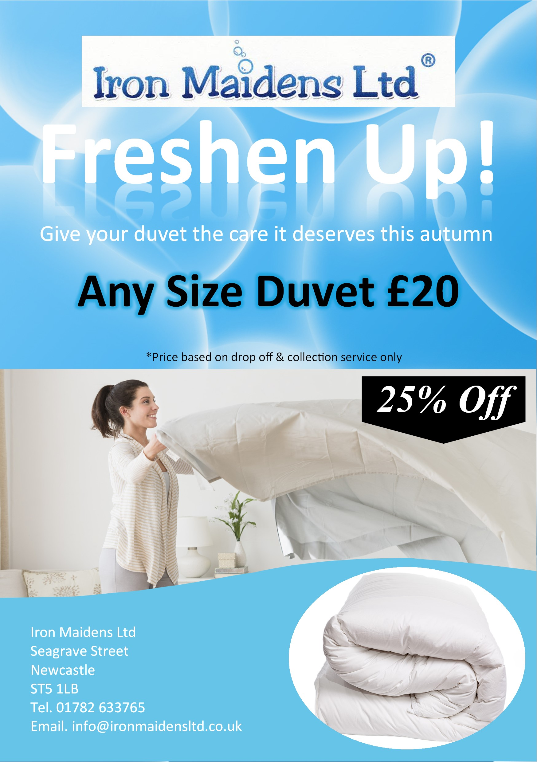 Image of Duvet Offer ofor £20